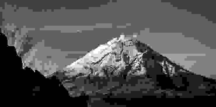 Popocatepetl de Roberto Doger Fotografía