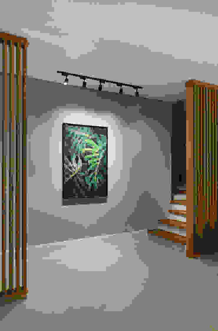 INSIDE ARQUITETURA E DESIGN Salas de estilo minimalista