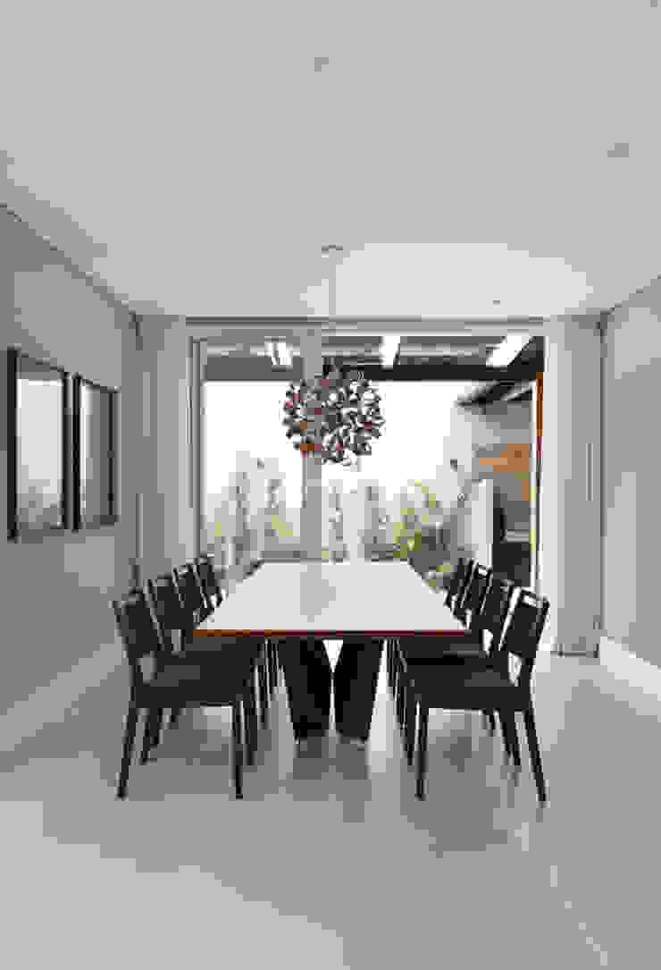 INSIDE ARQUITETURA E DESIGN Comedores de estilo minimalista