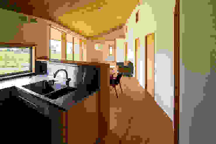中山大輔建築設計事務所/Nakayama Architects Modern kitchen