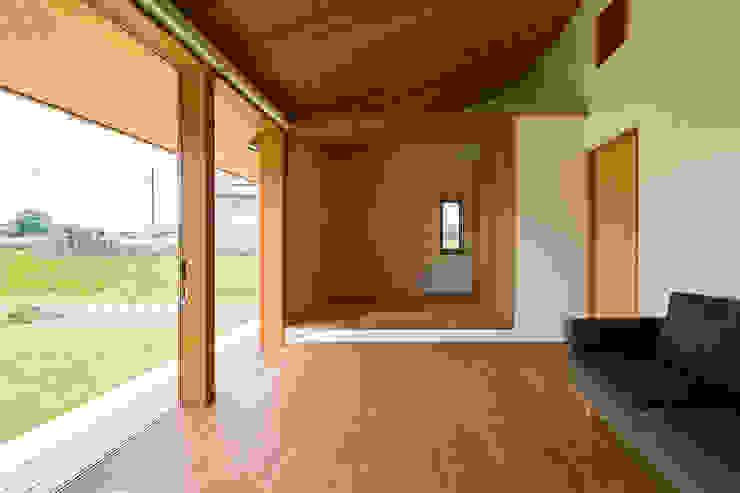 中山大輔建築設計事務所/Nakayama Architects Modern media room