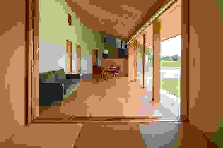 中山大輔建築設計事務所/Nakayama Architects Modern living room