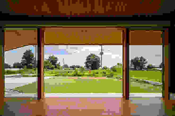 中山大輔建築設計事務所/Nakayama Architects Modern garden