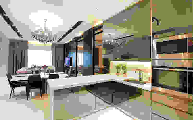 Residential Permai Garden Legno ID & Construction Kitchen