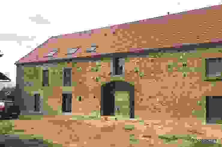 3B Architecture Casas ecológicas