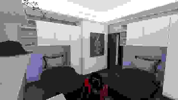 Luca Palmisano Architetto Modern nursery/kids room