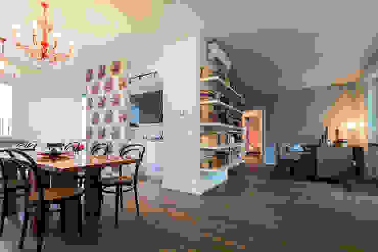 Essestudioarch 现代客厅設計點子、靈感 & 圖片