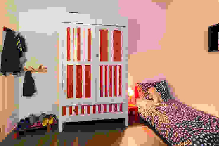 Camera singola Essestudioarch Camera da letto piccola