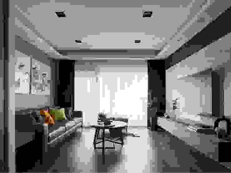 千年棕色橡木: 亞洲  by KRONOTEX德國高能得思地板, 日式風、東方風 複合木地板 Transparent