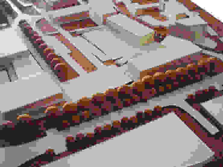 Espaço Publico por Carlos Amorim Faria, Arquitecto Clássico