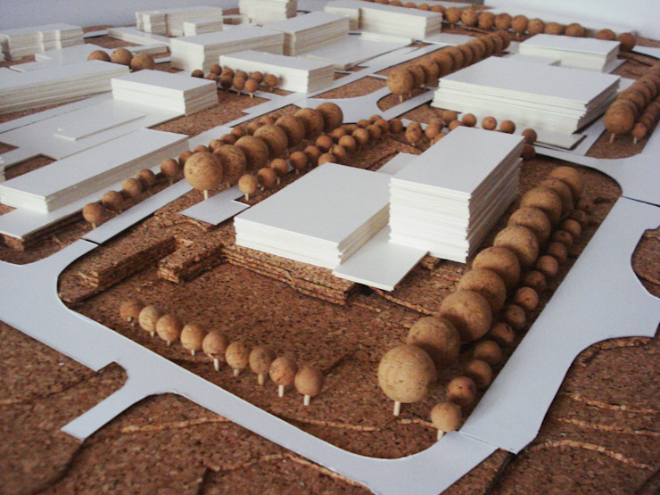 Hotel Escritórios modernos por Carlos Amorim Faria, Arquitecto Moderno