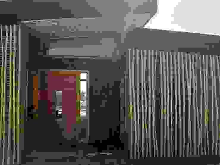 VIVIENDA, ALTO LAUQUEN , PICHILEMU de KIMCHE ARQUITECTOS Mediterráneo Madera Acabado en madera