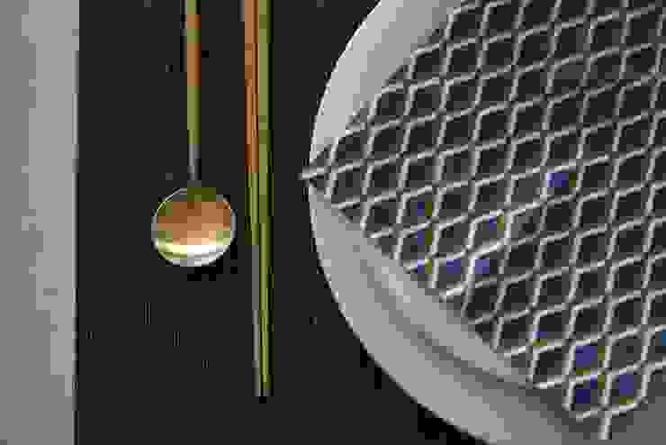 悅河 大器聯合室內裝修設計有限公司 餐廳配件與裝飾品