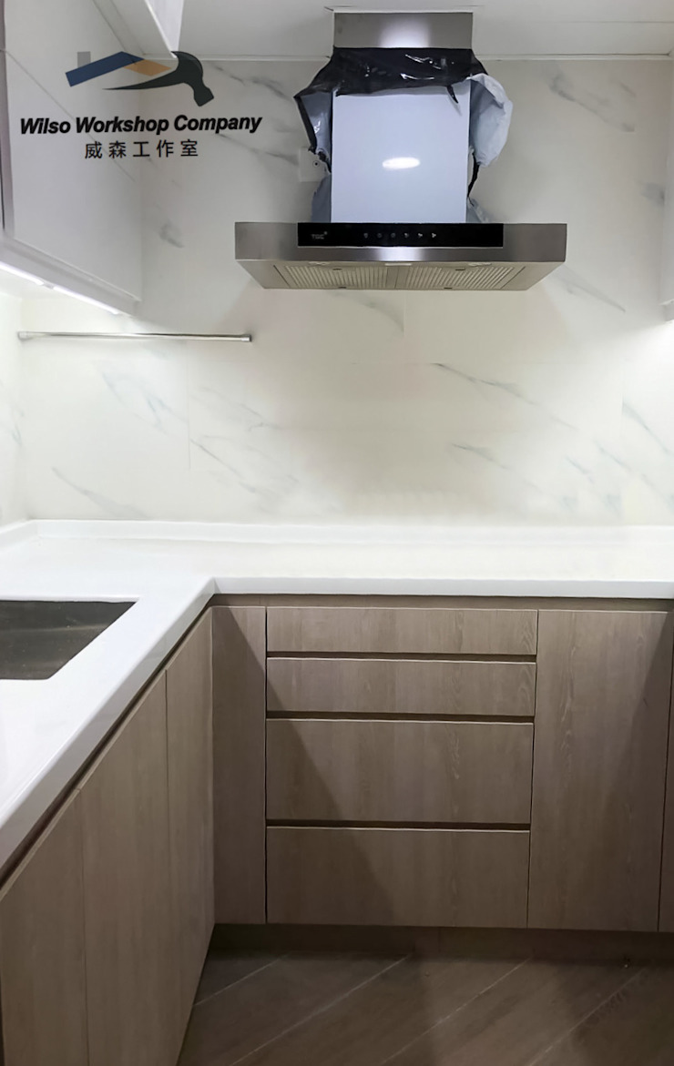 Wilso—Residence Wilso Workshop Company Classic style kitchen