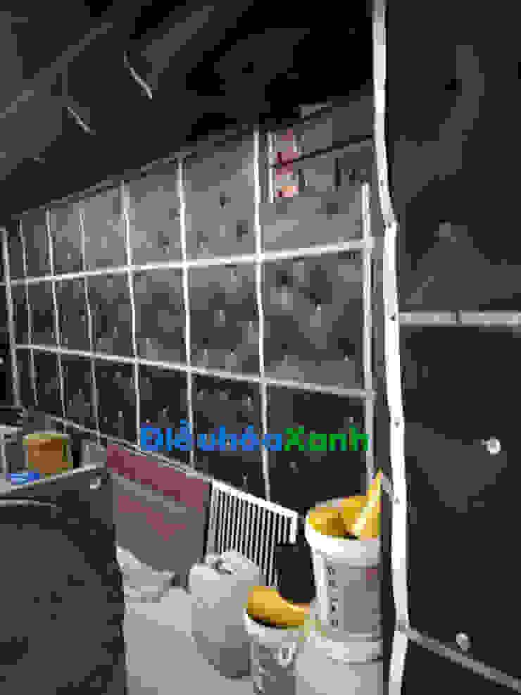 Sửa chữa bảo dưỡng hệ thống chiller Khách Sạn 4 sao Hà Nội bởi ProShop ĐIỀU HÒA XANH