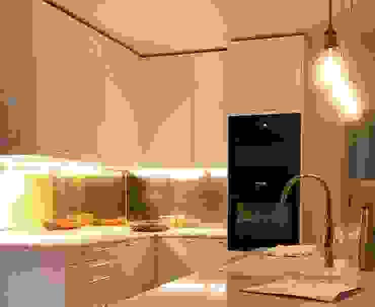isabel Sá Nogueira Design Cocinas de estilo ecléctico