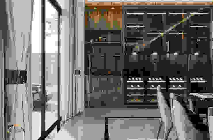 THIẾT KẾ BIỆT THỰ CAO CẤP – BIỆT THỰ PHỐ THẢO ĐIỀN, QUẬN 2, HCMC Phòng khách phong cách kinh điển bởi Neo Classic Interior Design Kinh điển