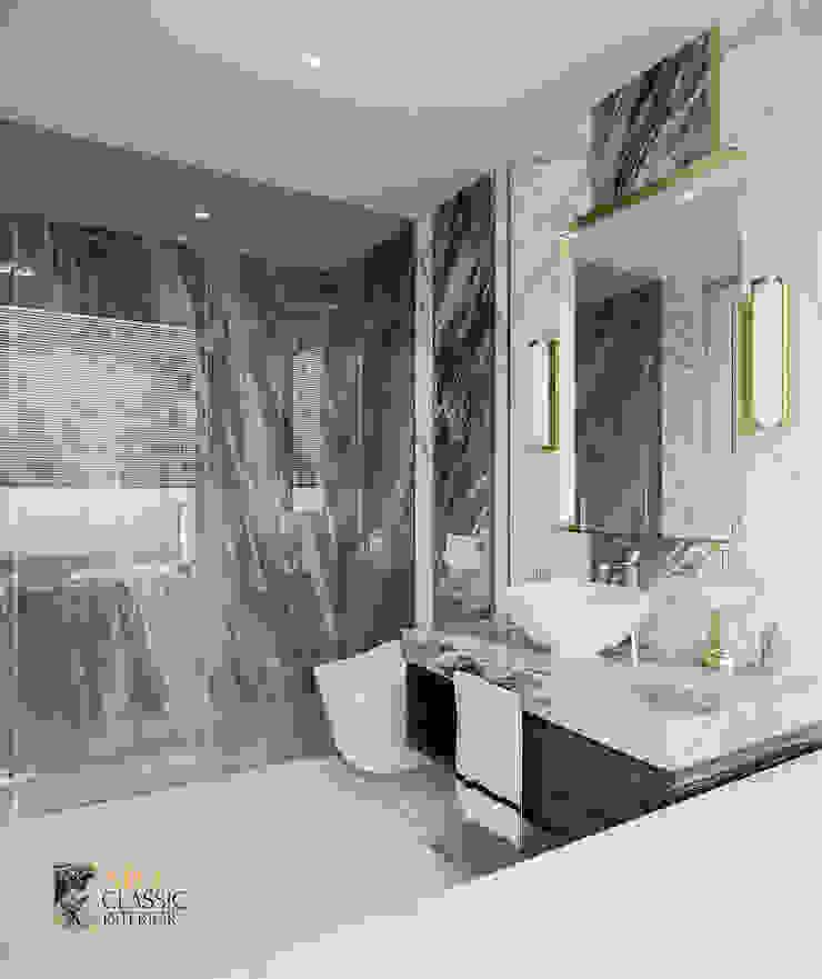 THIẾT KẾ BIỆT THỰ CAO CẤP – BIỆT THỰ PHỐ THẢO ĐIỀN, QUẬN 2, HCMC Phòng tắm phong cách kinh điển bởi Neo Classic Interior Design Kinh điển