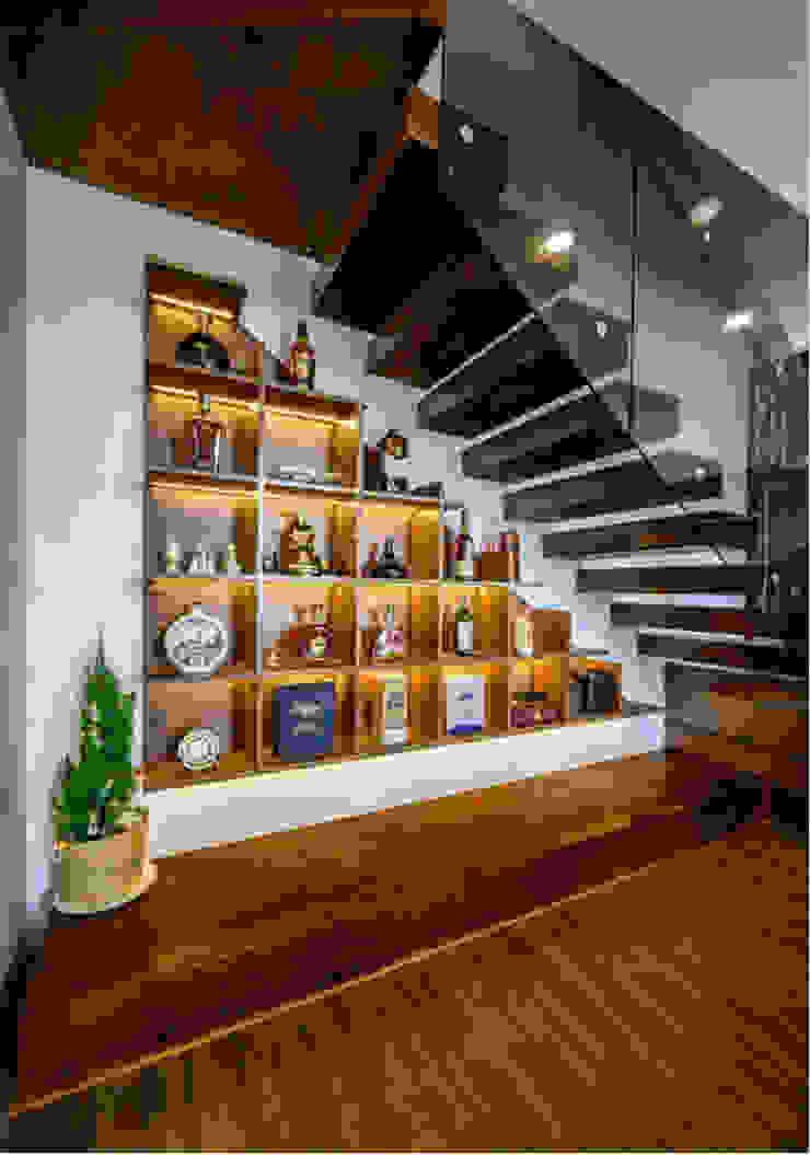 OPAL GARDEN DUPLEX – SỰ KẾT HỢP HOÀN HẢO GIỮA VẺ ĐẸP HIỆN ĐẠI VÀ TÂN CỔ ĐIỂN bởi Neo Classic Interior Design Kinh điển