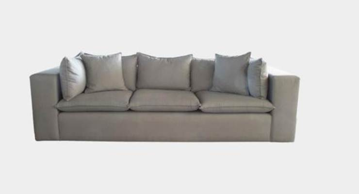 G A L I L E A - FURNITURE Living roomSofas & armchairs Textile Grey