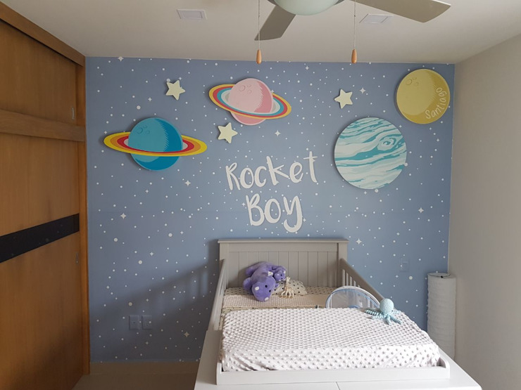 Vinilé Nursery/kid's room