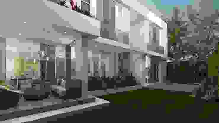 Casa Pedraza Casas modernas de NG Arquitectos Moderno