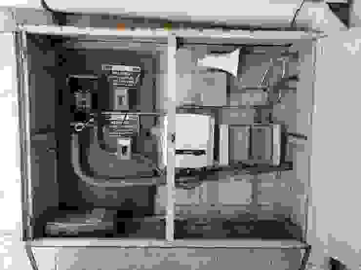 Inversor, centro de carga y protecciones HELIOSAVE CLEAN ENERGY