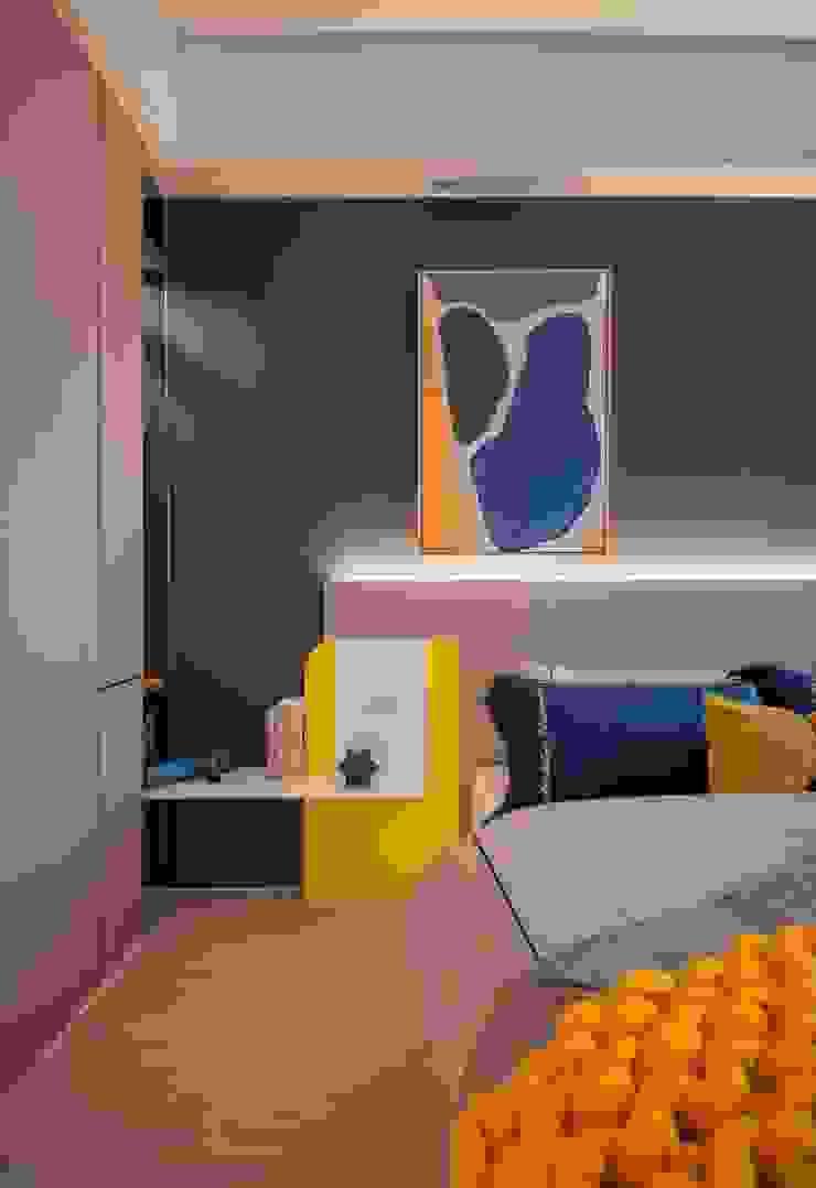 國泰O2實品屋 根據 雅群空間設計 現代風