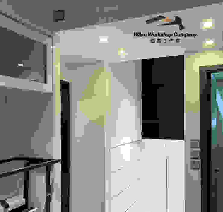 Wilso—Residence Modern dressing room by Wilso Workshop Company Modern