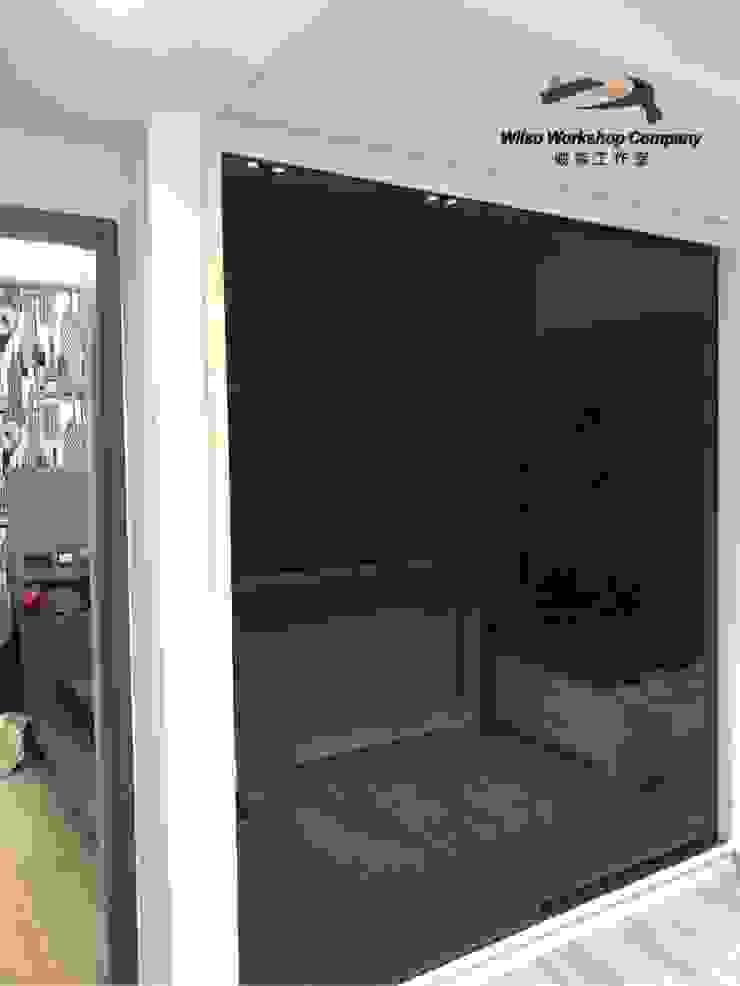 Wilso—Residence Modern living room by Wilso Workshop Company Modern