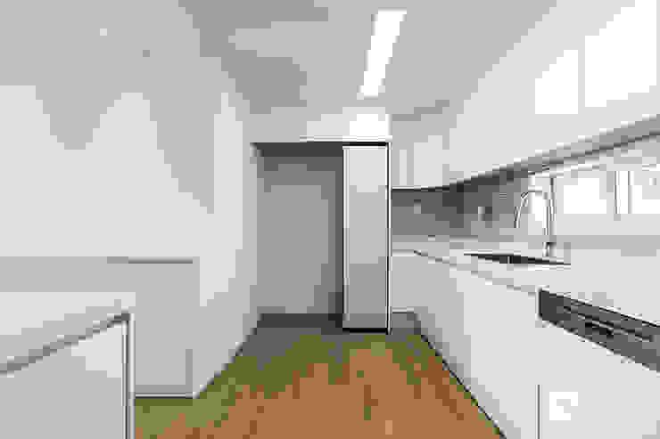주방 곤디자인 (GON Design) 주방 설비 화이트