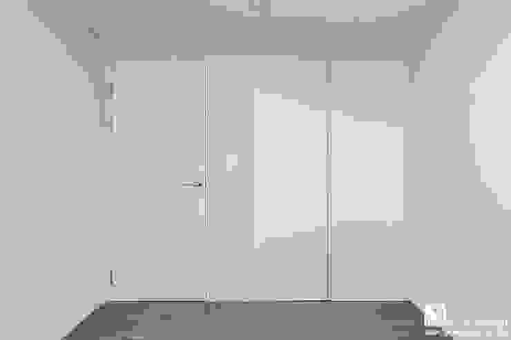 작은방 곤디자인 (GON Design) 모던스타일 침실 화이트
