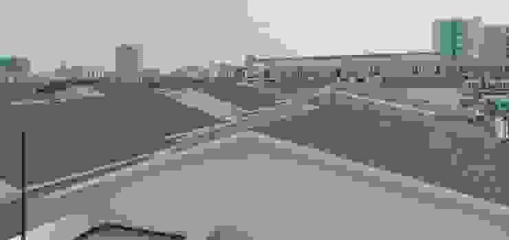 Ngói bitum phủ đá - Công trình biệt thự đơn lập và liền kề Lê Thái Tổ Bắc Ninh bởi CÔNG TY TNHH SX & TM VIỆT PHÁP