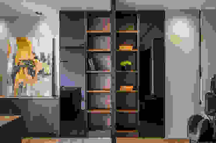 Eternal Moon – Residential Interior Design 勻境設計 Unispace Designs 書房/辦公室