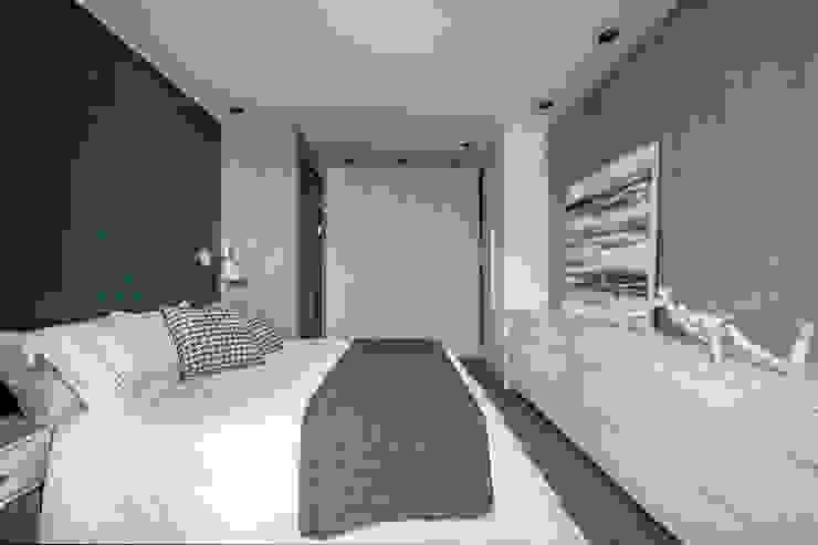 Eternal Moon – Residential Interior Design 勻境設計 Unispace Designs 臥室