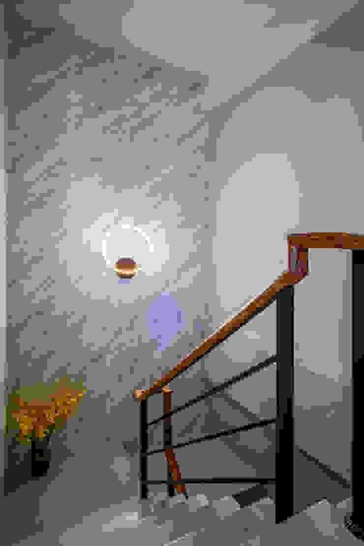 Eternal Moon – Residential Interior Design 勻境設計 Unispace Designs 樓梯