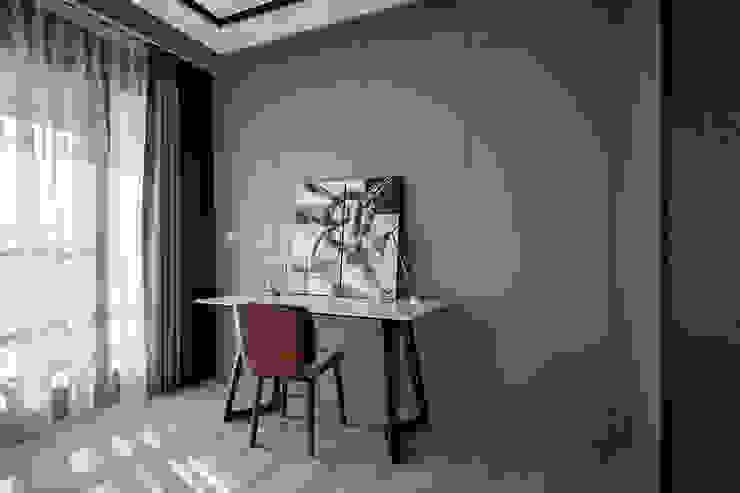 Completeness – Condominium interior design 勻境設計 Unispace Designs 臥室