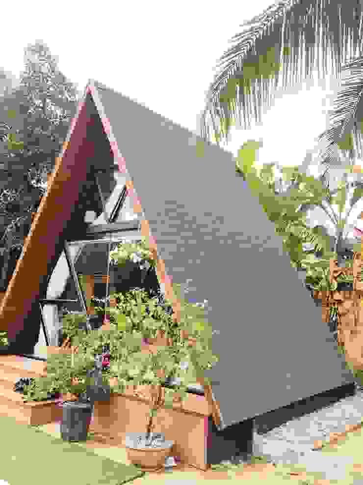 Ngói bitum phủ đá cho homestay, bungalow bởi CÔNG TY TNHH SX & TM VIỆT PHÁP