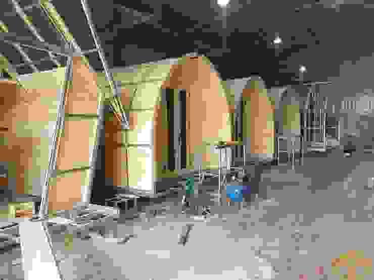Nhà bungalow dùng ngói bitum phủ đá bởi CÔNG TY TNHH SX & TM VIỆT PHÁP