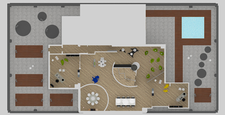 Ingresso di ibedi laboratorio di architettura