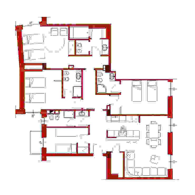 Progetto di Architrek Moderno