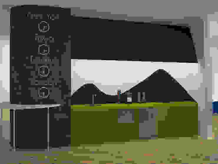 Cucina di ibedi laboratorio di architettura