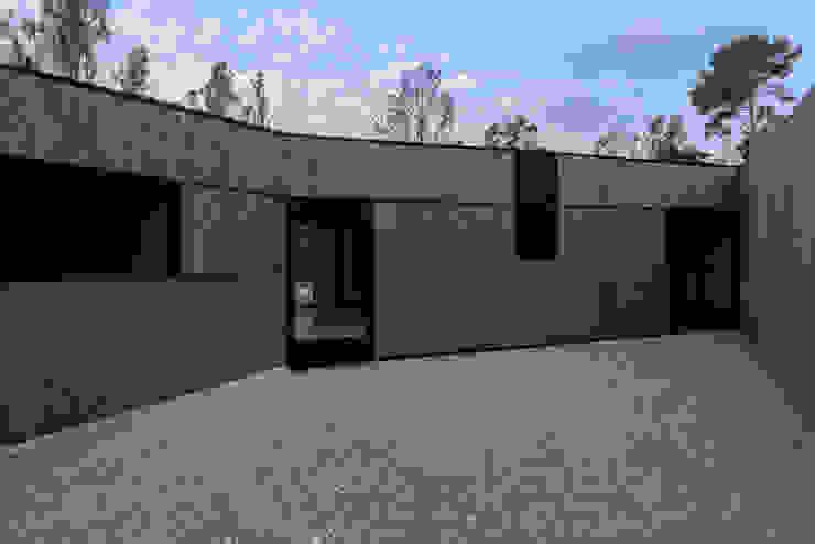 Whale! Minimalist house Wood Grey