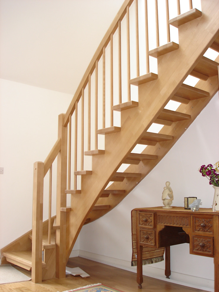 MERDİVENCİ Stairs Wood Wood effect