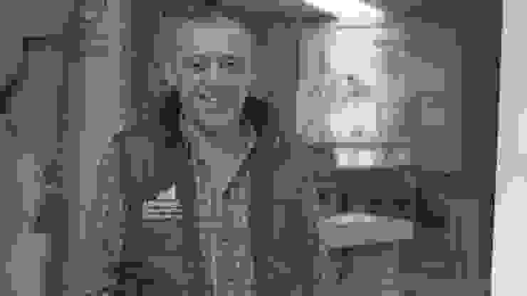 MERDİVENCİ Paisajismo de interiores Madera Acabado en madera