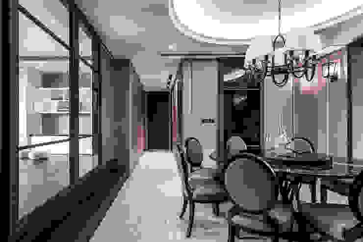 餐廳 根據 大企國際空間設計有限公司 現代風