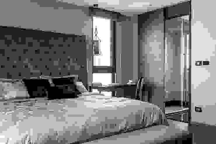 主臥室 根據 大企國際空間設計有限公司 現代風