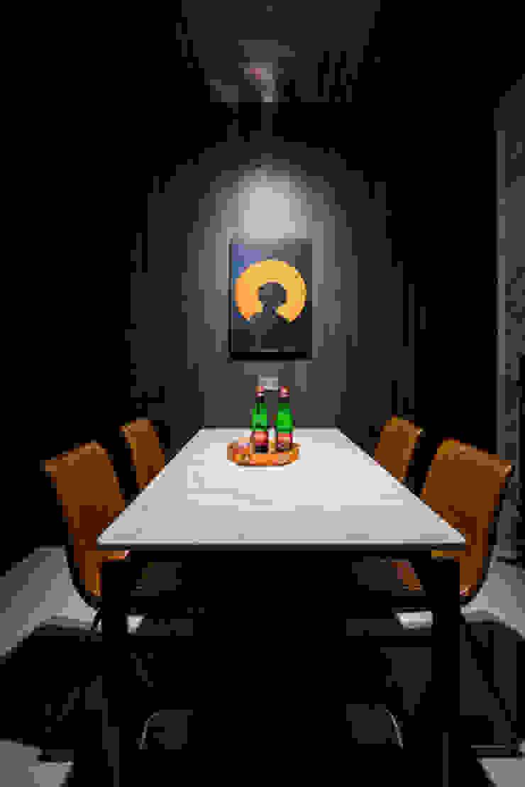 Smile Century – Condominium interior design 勻境設計 Unispace Designs 餐廳