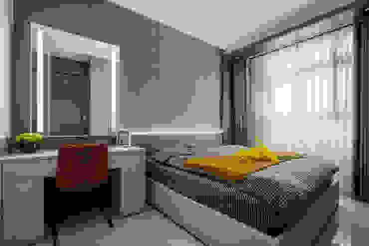 Smile Century - Condominium interior design 根據 勻境設計 Unispace Designs 現代風