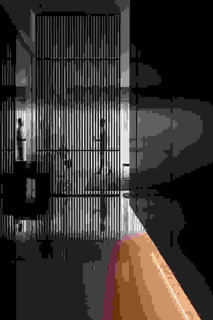 玄關 根據 大企國際空間設計有限公司 現代風
